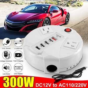 300W Car Inverters Auto Power