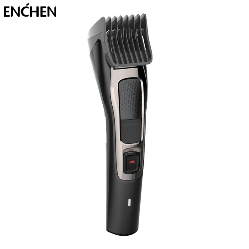ENCHEN Sharp3S Men Hair Clipper Trimmer Professional For Adult Kids USB Rechargeable Hair Cutter Machine With 2 Limit Combs