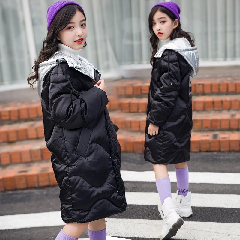 Toddler Baby Kid Boys Winter Hood Cotton-padded Jacket Coat Snowsuit Outwear