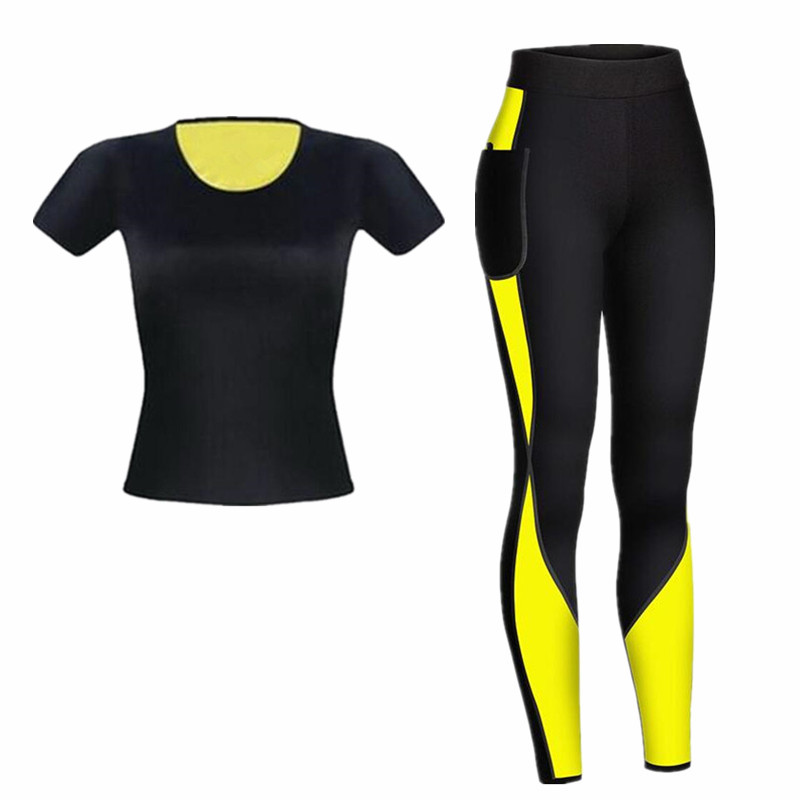 New Thermal Underwear Set 2019 womens compression clothing Winter Keep Warm Long Johns Fitness Neoprene exercise and undershirts