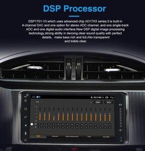 Image 4 - MEKEDE 4G LTE 4G + 64G אנדרואיד 10.0 רכב ניווט GPS DVD עבור סאנגיונג Korando Actyon 2014 2015 רכב רדיו סטריאו Wifi 4G DVR