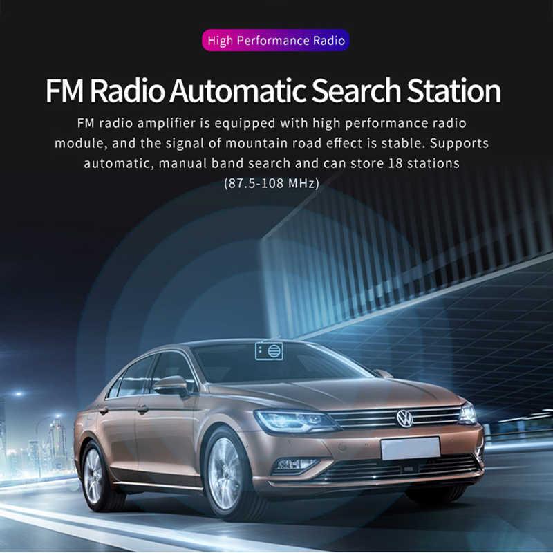 Auto CD VCD Lettore DVD Stereo MP3 MP4 Player con Bluetooth AUX USB FM Radio In Dash Autoradio Supporto Esterno video Gioco