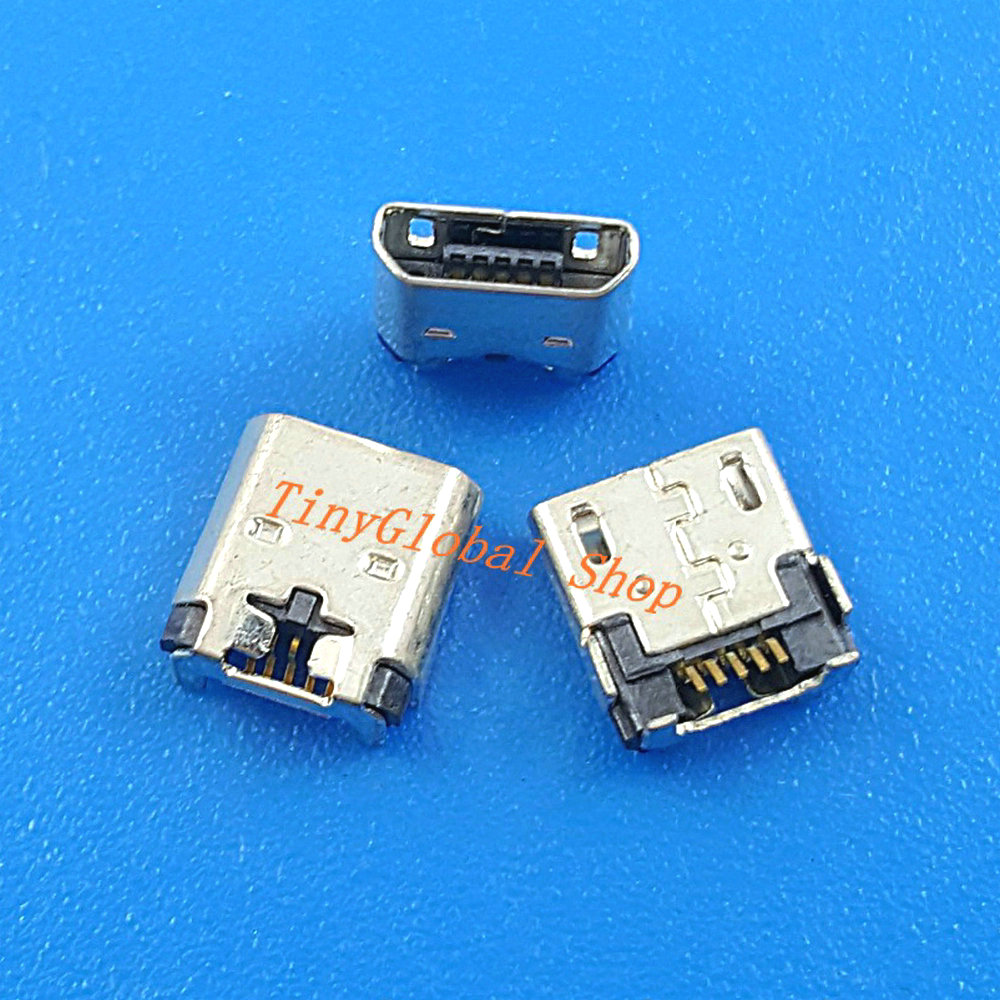 3pcs/lot New USB Charging Port Plug Dock Connector Replacement For Nokia Lumia N630 N520 520 638 635 620 625 630