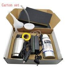 Kit de polissage pour phares de voiture, set de réparation et de restauration, pour polir et faire briller, liquide d'atomisation