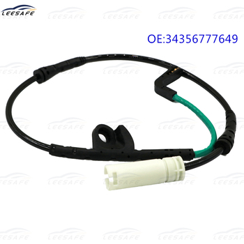 Front Brake Pad Sensor 34356777649 for BMW E81 E82 E87 E88 E90 E91 E92 E93 Electrical Wear Indicator OEM NO 34 35 6 777 649 image