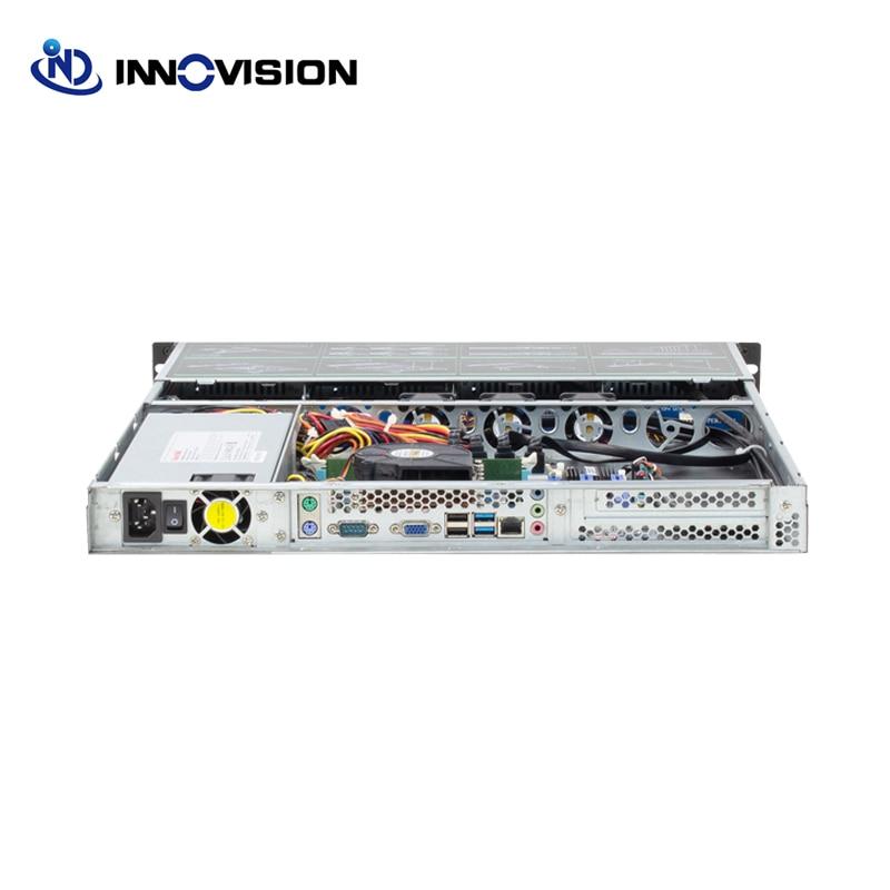 2019 nowy 1U 4 zatoki hot swap serwer case z 12GB mini HD backplane 560MM głębokość wsparcie 12*10.5