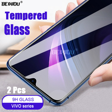 2 PCS Full Tempered Glass For VIVO Y95 Y93 Y91 Y90 Y91i Screen Protector 2.5D 9h tempered glass Y81 Y83 Y89 Protective Film