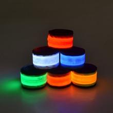 Glow Stick Bracelet Light-Up Pat Circle Luminous Wristband Party-Bar Led-Flashing Club