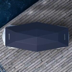 Image 5 - 1Pcs OEMโลโก้4.5เมตรรถอัตโนมัติรถร่มเต็นท์Anti UVป้องกันรถอุปกรณ์เสริมWireless Controller