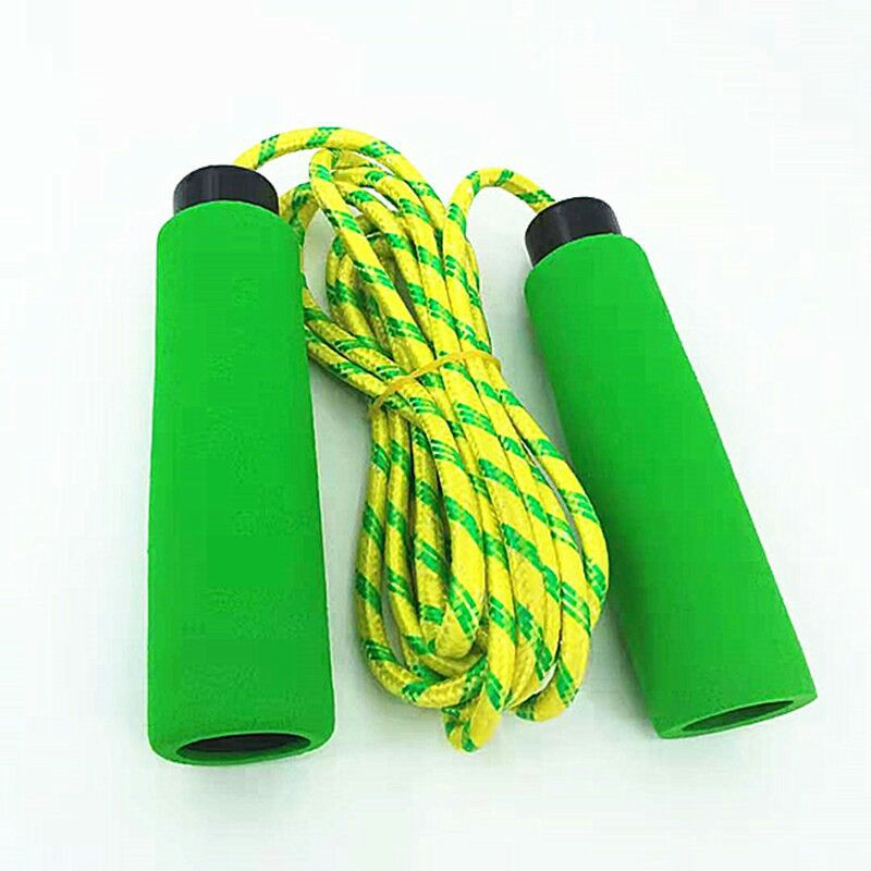 New Style Sponge To Jump Rope Children Jump Toy Foam Rubber Grip Jump Rope Sports Fitness Equipment Activity Game Toy