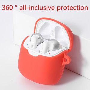 Image 5 - Coque de protection en Silicone Anti chute étui pour écouteurs pour JBL Tune 220 TWS sans fil Bluetooth écouteurs accessoires