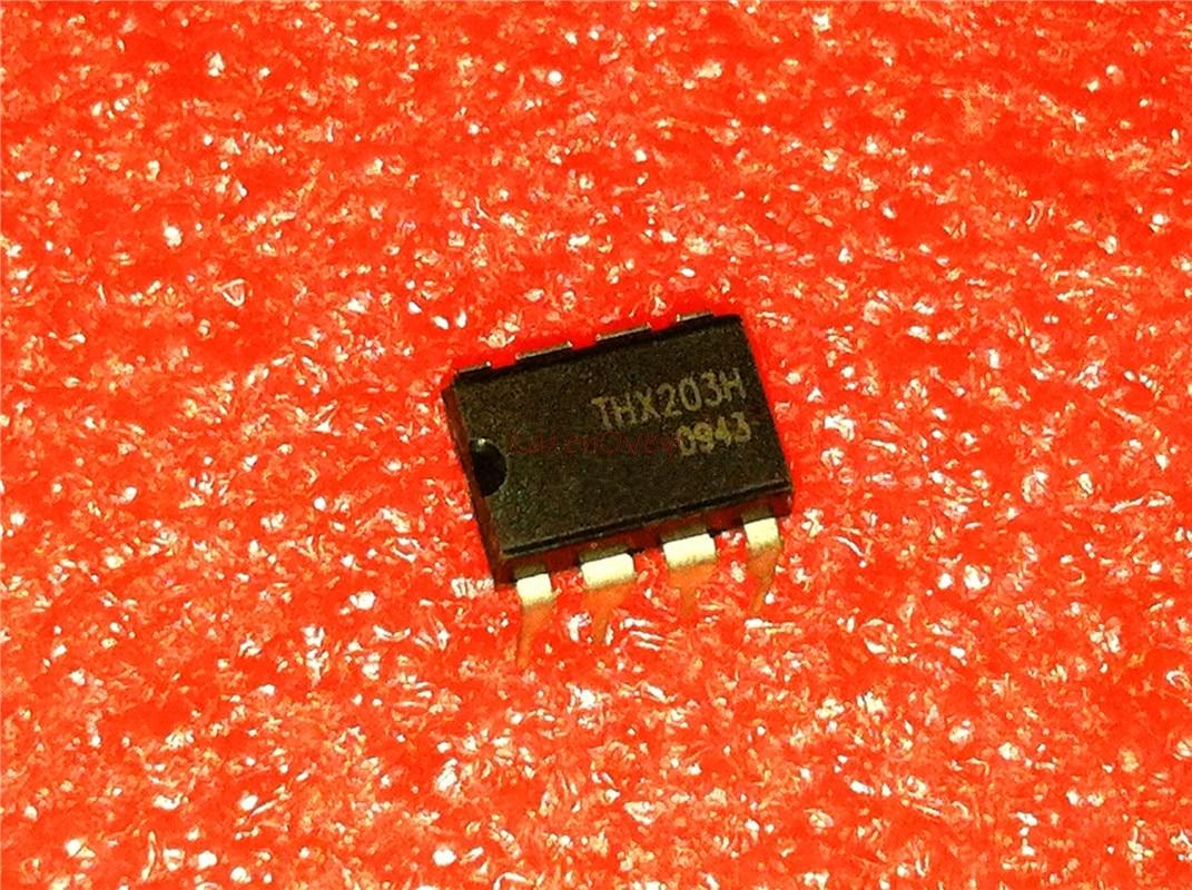 10pcs/lot THX203H-8V THX203H-7V THX203H THX203 DIP-8 In Stock