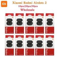 Original Xiaomi auriculares al por mayor auriculares para Xiaomi Airdots 2 Redmi Airdots S Mi inalámbrica aire 2 SE Pro básico Airdots 2