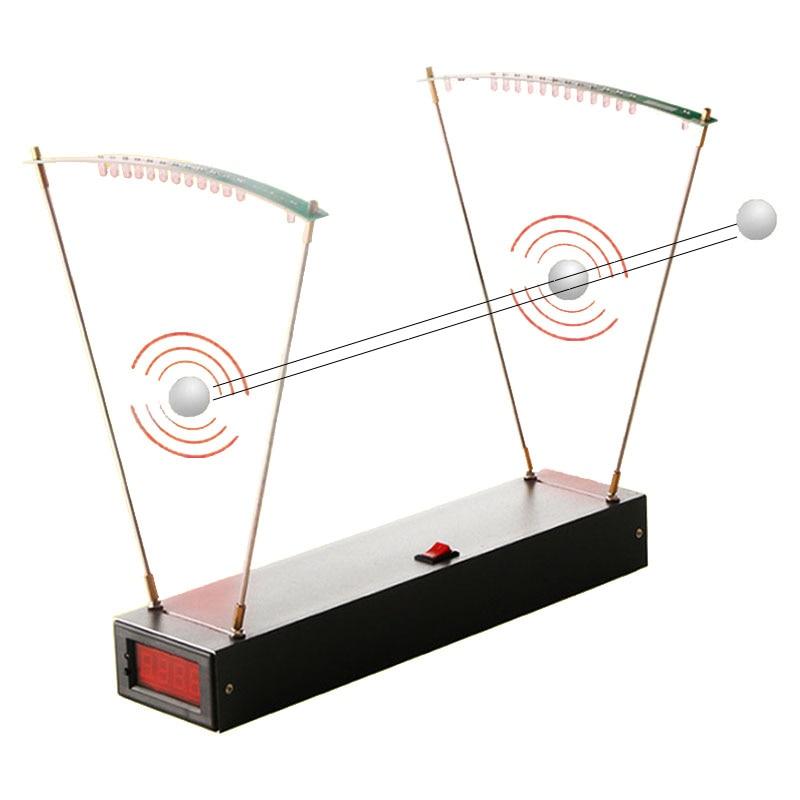 30-9999 Fps высокая чувствительность Velocimetry скорость ускорения измерительные приборы Slingshot измеритель скорости для съемки