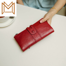 Position Wallet Mobile Phone Small Hand Woman Package Rfid Guard Against Theft Long Wallet