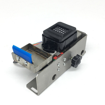 DX5 DX7 xp600 Printhead Cleaning Station XP600 Head Capping Station Assembly for xp600 head upgrade