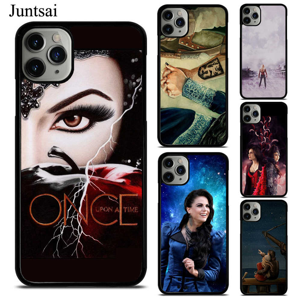 Evil Queen Once Upon A Time Case For iPhone X XS Max XR 7 8 SE 2020 6S Plus 5 12 Mini 11 Pro Max Cover Coque