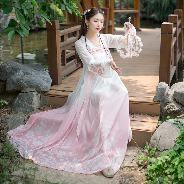 Фото женский комплект в китайском стиле простое винтажное платье цена