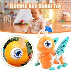 Elektrische Singen Und Tanzen Bee Spielzeug Für Kinder kinder Telefon Schwingen Walking Singen Spielzeug Musical Spielzeug Baby Telefon L3
