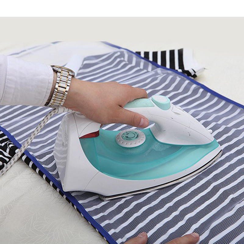 Fast Delivery Kitchen Accessories NEW Protective Press Mesh Ironing Cloth Guard Protect Delicate Garment Clothes Tool