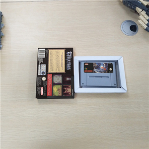 Image 2 - Terranigma   EUR Version RPG Game Card Battery Save With Retail Box