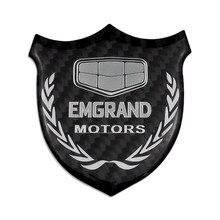 Metall 3D Logo Abzeichen Emblem Auto Aufkleber Für Geely Emgrand EC7 X7 GS GL Gx7 Vision X1 GC9 S1 EC8 GC7 SC3 GX2 SC6 BL CK EC8