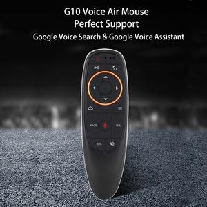 Image 2 - KEBIDU G10S ג יירו חישה Fly Air עכבר עם קול בקרת 2.4GHz אלחוטי מיקרופון לחכמה טלוויזיה, אנדרואיד תיבת מחשב