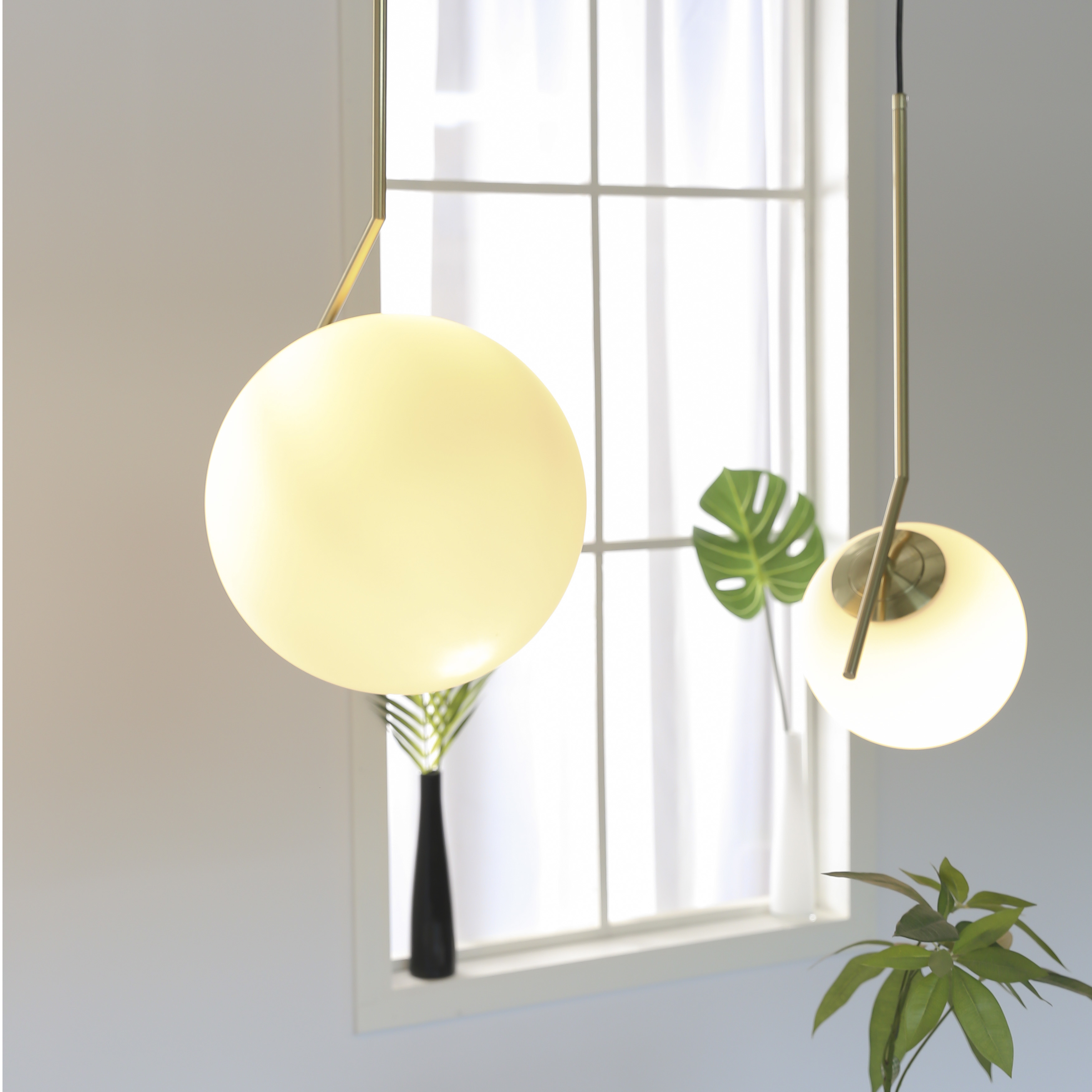 Electric Power Source Indoor Lightings Glass Globe Pendant Hotel Light kitchen chandelier|Pendant Lights| |  - title=