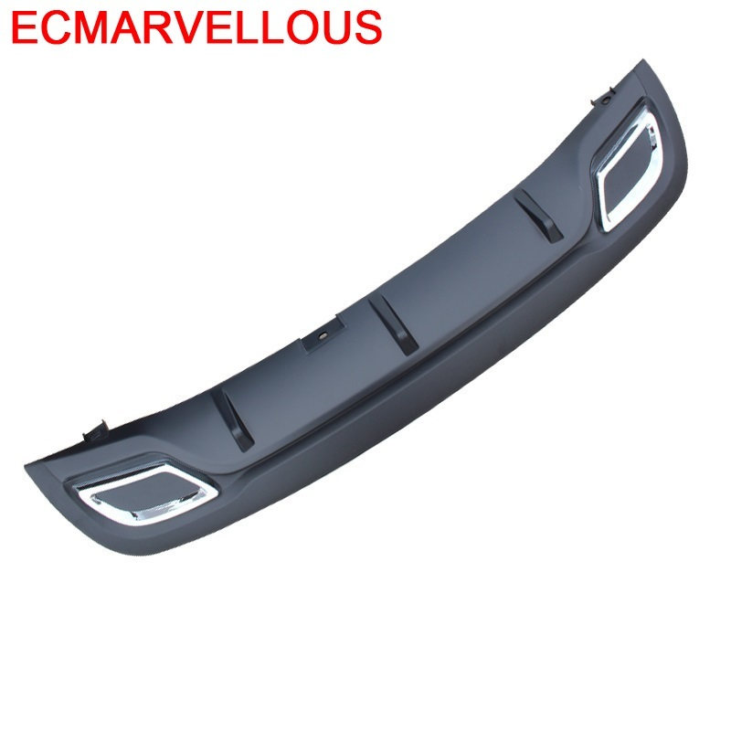 tuning Front Lip Car Styling Decoration Exterior Rear Diffuser Bumpers protector 13 14 15 16 17 18 FOR Volkswagen Bora in Bumpers from Automobiles Motorcycles