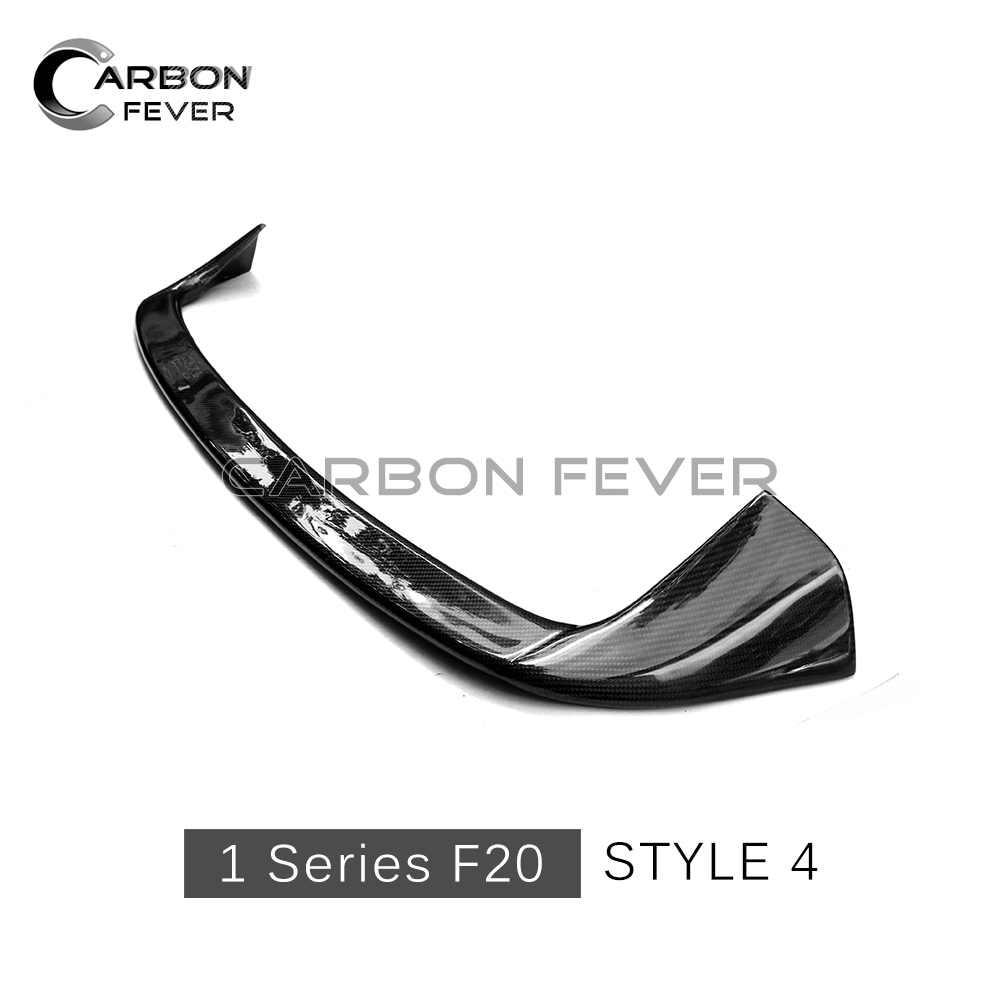 1 シリーズ F20 カーボンファイバールーフスポイラー bmw F20 ハッチバック 116i 118i 120i 125i 135i ブラック車スタイリングスポイラー 2012-2014
