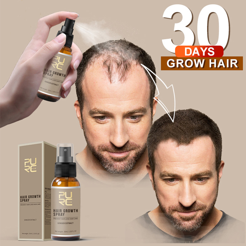 Powerful Hair Growth Essence Hair Loss Products Essential Oil Liquid Treatment Preventing Pomade Loss Hair Care Product 2