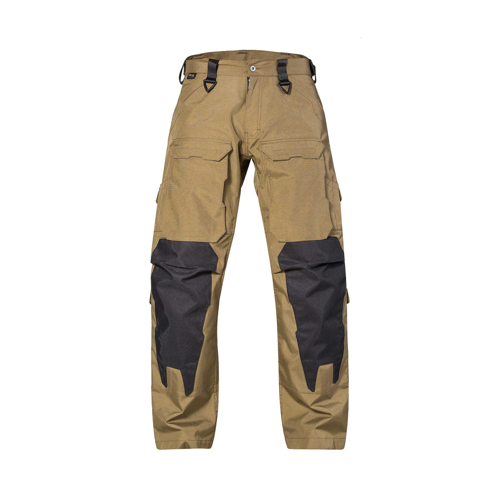 Pantalones Tacticos De Proteccion De Supervivencia Para Hombre Pantalones Masculinos De Vs I Color Marron Pantalones Informales Aliexpress
