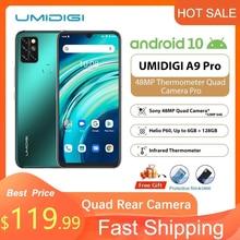 UMIDIGI A9 Pro 4/6GB 64/128GB Global Version 6.3