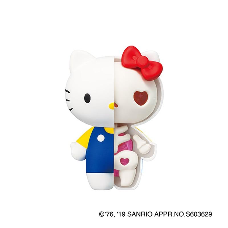 Blind Box Genuine Half Bone Cat Rabbit All 4 Dolls Cute Hand To Do Popular Decoration Gifts
