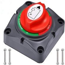 1 2 sowohl Off Selector Batterie Isolator Schalter 12V/24V/48V 200A für Marine Boot Rv Fahrzeuge 4 Position