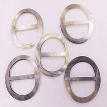 5 шт кольцо пряжка для шарфа 33 мм x 43