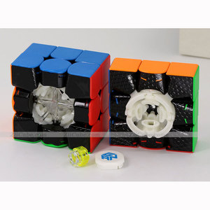Image 3 - GAN356R GAN356 R أُحجية مكعبات الكلاسيكية جان 356 R 356R 3x3x3 3*3*3 مستوى الدخول سهلة المهنية مكعب السرعة