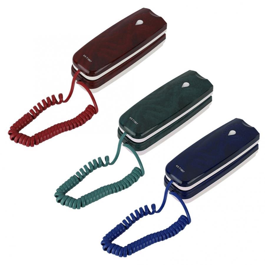 Telefono inalambrico, без АОН, настенное крепление, стационарный телефон, удлинитель, домашний телефон для отеля, семейный телефон, telefono fijo Телефоны    - AliExpress