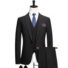 Shenrun Hommes Costumes Slim Formelle D'affaires Décontracté Classique Costume De Mariage Marié Parti Bal Simple Boutonnage Couleur Bleu/hommes suite