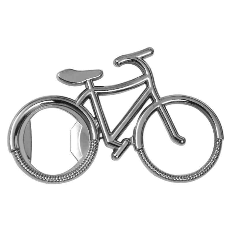 2020 créatif métal vélo bière décapsuleur Souvenirs de mariage fête Bar fournitures vaisselle vin ensemble petit cadeau vélo porte-clés