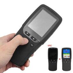 Wyświetlacz LCD łatwy w obsłudze szybko Monitor cyfrowy dom biuro detektor jakości powietrza Tester akumulator szerokie zastosowanie wygodne dokładne oferty  w Analizatory gazu od Narzędzia na
