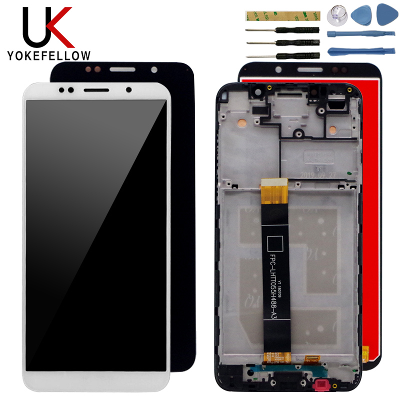 LCD For Huawei Y5 2018 LCD DIsplay Touch Screen Digitizer Assembly For Huawei Y5 Pro 2018 100% Tested For Huawei Y5 Prime 2018