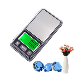 500g 0.01  Accuracy Pocket portable Lab Weight  Digital Jewelry Scales Electronic Gram Scale large screen with backlight  20%off