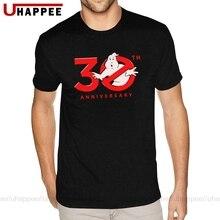Big Tall 30th Anniversary Ghostbuster Tees Shirts Men's Basi