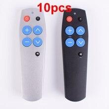 10 pièces 7 clés apprendre la télécommande, contrôleur intelligent universel, copier le Code et travailler pour TV BOX STB DVD DVB SAT ventilateur déclairage
