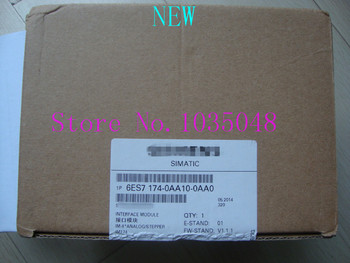 1PC  6ES7174-0AA10-0AA0   6ES7 174-0AA10-0AA0    New and Original Priority use of DHL delivery #07