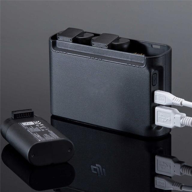 Batería de concentrador de carga bidireccional Original 2 en 1, estación de carga para DJI Mavic Mini Drone, baterías, accesorios para DJI Mavic Mini