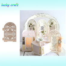 SP Door frame lace Metal Cutting Dies for DIY Scrapbooking Embossing Paper Card Album Decoration Crafts Cut 2019