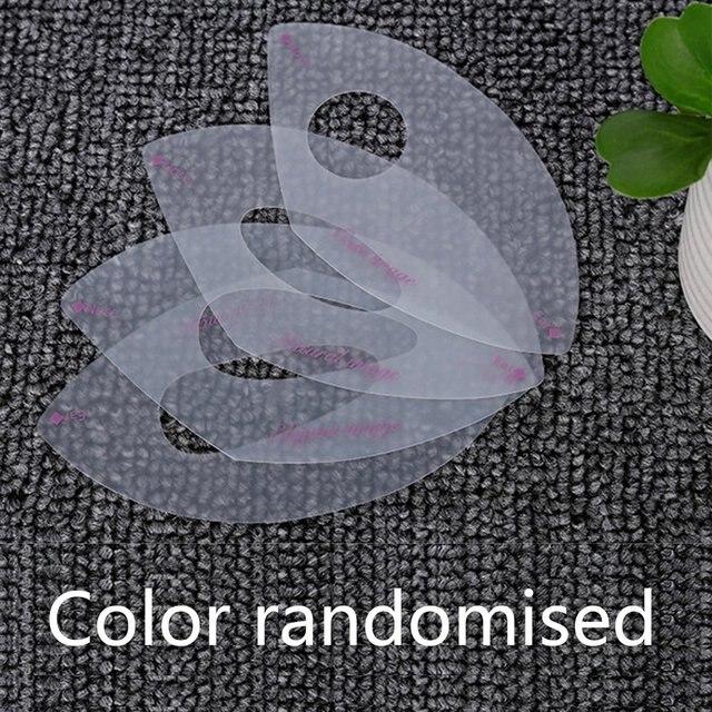 LAMEILA Cheek Modes Blush Aid Blush Card Rouge Card Blush Stencil Card Make Up Tools Beauty Accessories