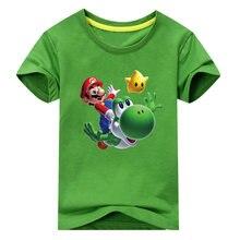 2021 novas crianças roupas t-shirts bonito crianças t camisa para meninos meninas de manga curta camiseta topos da criança infantil